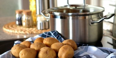 Brdlajs – bramborová buchta