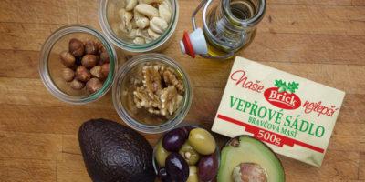 Sádlo jako součást zdravého jídelníčku
