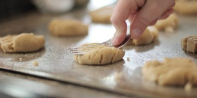 Sádlové sušenky